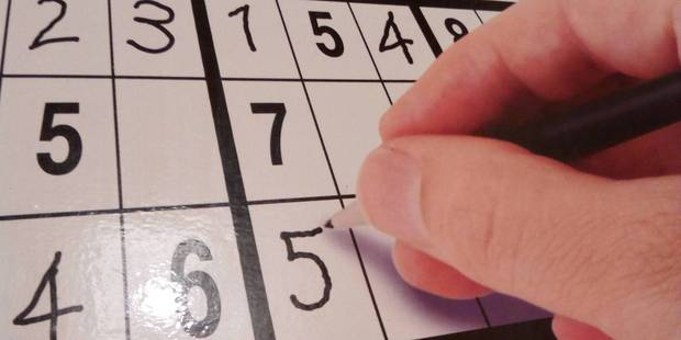 The Sudoku slip-up has caught the internet's attention. Photo / Imgur