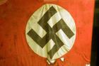 The Nazi memorabilia features marking of a swastika. Photo / Getty Images