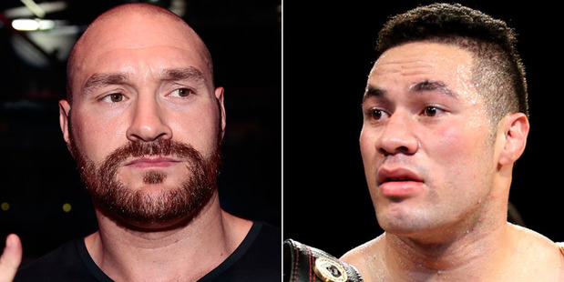 "Loading Heavyweight world champion boxer Tyson Fury has praised Joseph Parker, calling him ""tough and ambitious"". Photos / Getty Images"