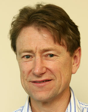 Colin McKinnon, executive director of the New Zealand Venture Capital Association.