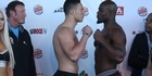 Watch: Watch: Joseph Parker vs Carlos Takam weigh in