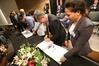 Minister for Treaty of Waitangi Negotiations Christopher Finlayson with representatives of Te Tira Whakaemi o Te Wairoa.