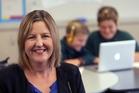 Lisa Morresey, principal of Mount Maunganui Intermediate School. Photo/John Borren