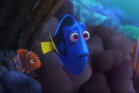 A scene from the upcoming Disney-Pixar movie, Finding Dory.