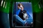 SPCA shelter manager Karen Rolfe