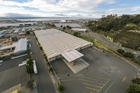 SPACE: Fonterra's former Hawke's Bay distribution centre has been placed on the market for sale or lease. PHOTO/SUPPLIED