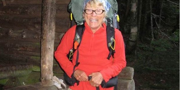 Geraldine Largay, from Tennessee, disappeared while hiking along the Appalachian Trail in Maine.