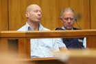 Russell John Tully in the High Court at Christchurch. Photo / File