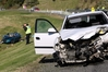 Theodora Anderson, 24, died of critical injuries received in a two-car crash on Prebensen Drive, Napier, on Tuesday morning. Photo / Paul Taylor