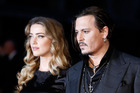 Amber Heard has filed for divorce from Johnny Depp. Photo / Getty Images