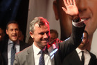 Norbert Hofer, the candidate for Austria's presidency from Austria's Freedom Party. Photo / AP