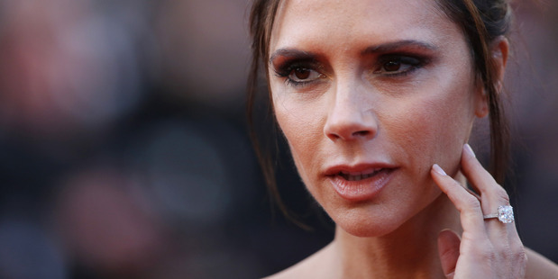 Demos from Victoria Beckham's scrapped 2003 album have leaked online. Photo/AP
