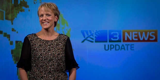 Hilary Barry leaves TV3 today after 20 years at Mediaworks.