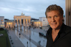 David Hasselhoff in Berlin, Germany. photo / National Geographic Channels