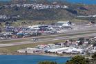 Wellington Airport. Photo / Mark Mitchell