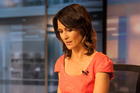 Sacha McNeil has mourned the loss of her 'work BFF' on Hilary Barry's last day at TV3.
