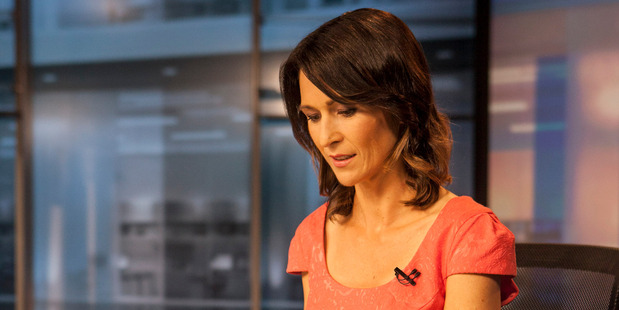 Loading Sacha McNeil has mourned the loss of her 'work BFF' on Hilary Barry's last day at TV3.