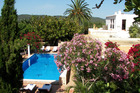Agroturismo Can Pere Sord in Spain. Photo / Supplied