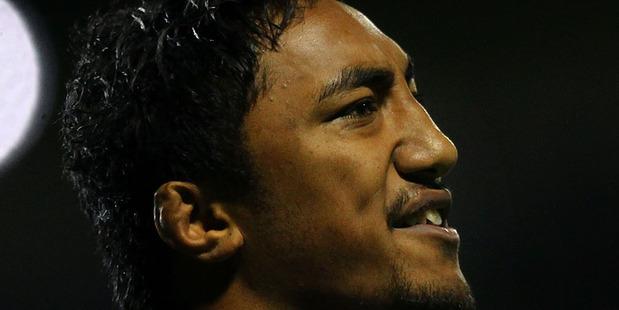 Bundee Aki. Photo / Getty Images.