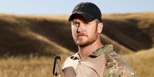 Chris Kyle. Photo / Getty Images