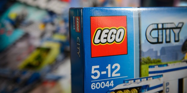 Lego has often been voted the greatest toy of all time and was designed to enrich play. Photo / Getty