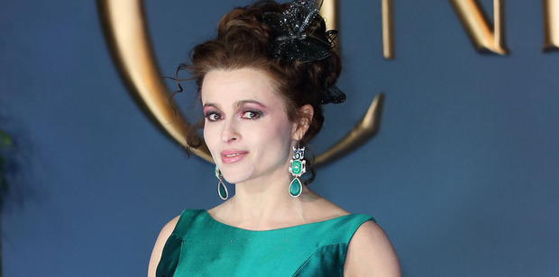 Loading Helena Bonham Carter admits to occasional Botox treatment and moments of depression. Photo / Getty images