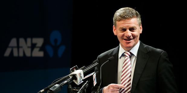 Finance Minister Bill English. Photo / iStock