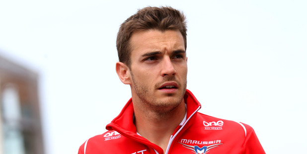 Jules Bianchi ahead of the 2014 Monaco Formula One Grand Prix. Photo / Getty Images