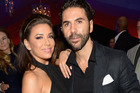 Eva Longoria and Jose Antonio Baston are now married. Photo / Getty Images