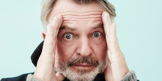 Actor Sam Neill reveals the one role he wishes he never passed up. Photo / Getty Images