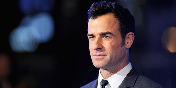 Justin Theroux injured himself several times during The Leftpvers. Photo / Getty Images