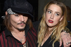 They'll always have Australia: Johnny Depp and Amber Heard. Photo / Getty Images