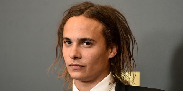 Fear the Walking Dead actor Frank Dillane. Photo / Getty Images