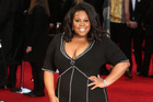 Amber Riley says fat is