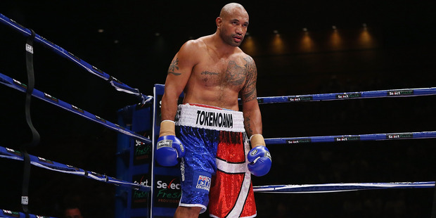 Solomon Haumona is set to fight Joseph Parker to challenge for a shot at the IBF world title. Photo / Getty Images