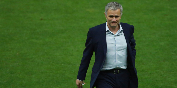 Joe Mourinho is set to take over the managerial reigns of Manchester United as early as Tuesday, British media reports say. Photo / Getty Images