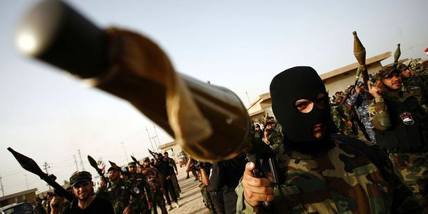 Elsheikh left for Syria in April 2012 after becoming radicalised in London. Photo / Getty