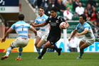 Does Reiko Ioane make a difference to the team? Photo / Getty Images