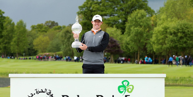 Rory McIlroy. Photo / Getty Images