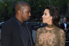 Kanye West and Kim Kardashian West have been married for 2 years. Photo / Getty Images