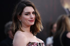 Actress Anne Hathaway took down her Instagram post about the Kardashians after receiving criticism. Photo / Getty Images