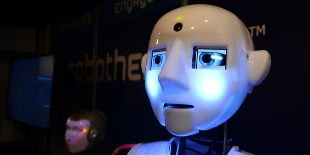 """Researchers are currently creating a """"nervous system"""" that would mimic a pain response in robots. Photo / Getty Images"""