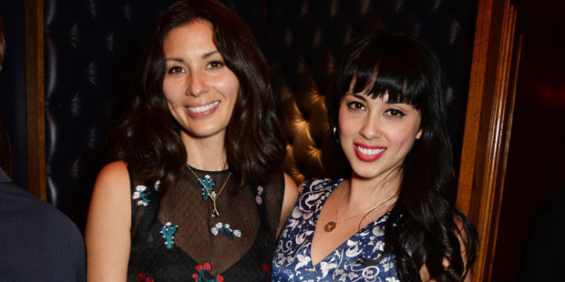 "Jasmine and Melissa Hemsley are the self-styled queens of ""clean-eating"". Photo / Getty"