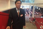 Wang Jian, general manager of Bank of China's SME Services Department, compared the match-making at the event to