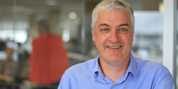 NZTE's General Manager of internal partners David Downs. Photo / supplied.