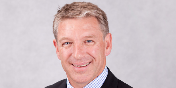 NZTE's chief executive Peter Chrisp. Photo / supplied.