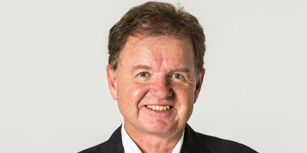 Vista Group Chief Executive Murray Holdaway. Photo / supplied.