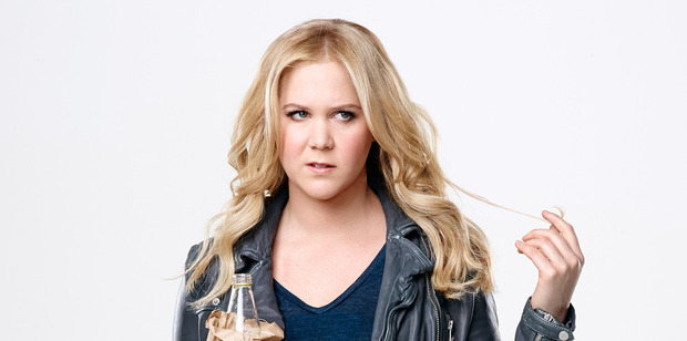Comedian and actress Amy Schumer has hit out at body-shamers.