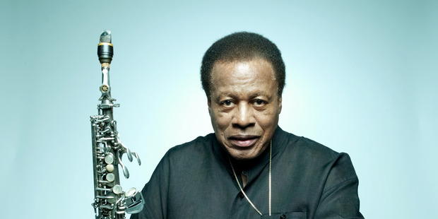 Wayne Shorter will perform at the Wellington Jazz Festival in June.