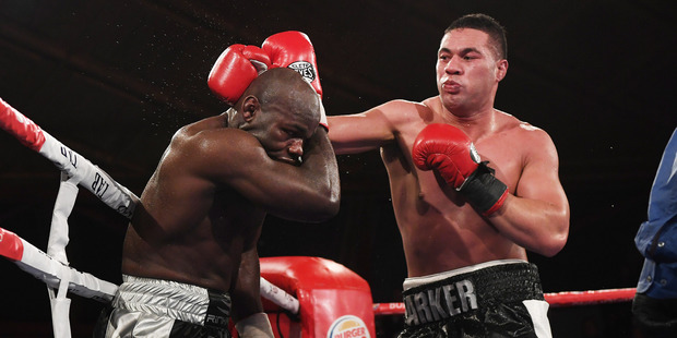 Loading London is calling for New Zealand heavyweight boxer Joseph Parker after his points victory over Carlos Takam continued an extraordinary journey. Photo / Photosport